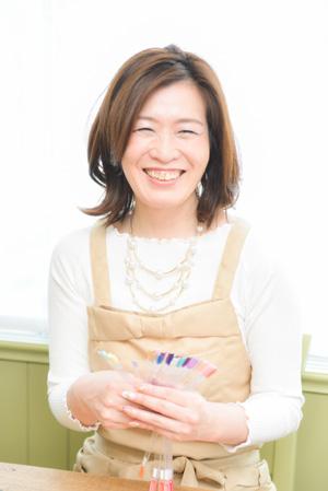 ジェルアレルギー専門ネイリスト高橋陽子
